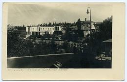 TURQUIE : ANKARA / CANKAYA - CUMHURLUK SARAYI / POSTMARK - HANNOVER / STAMPS - NOTOFER BERLIN & UN DAY 1955 - Turkey