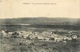 """CPA FRANCE 84 """" Mérindol, Vue Panoramique Et Vallée De La Durance"""" - Andere Gemeenten"""