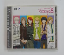 CD : Dramatic CD Collection VitaminX ( MottoEntertainment 2009 ) - Soundtracks, Film Music