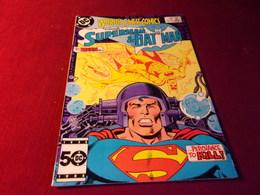 WORLD'S  FINEST COMICS SUPERMAN    No 319 Sept 85 - Livres, BD, Revues