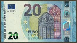 Portugal - 20 Euro - M004 A1 - Draghi - UNC - EURO