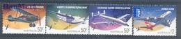 Australia 2008 Mi 3047-3050 MNH ( ZS7 ASLdre3047-3050 ) - Airplanes