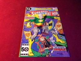 WORLD'S FINEST COMICS  SUPERMAN & BATMAN   No 321 NOV 85 - Livres, BD, Revues