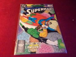 SUPERMAN   No 14 FEB 88 - Books, Magazines, Comics