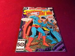 WORLD'S  FINEST COMICS SUPERMAN & BATMAN    No 320 OCT 85 - Livres, BD, Revues