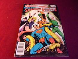 COMICS PRESENTS  SUPERMAN  AND THE FORGOTTEN VILLAINS  No 78 FEB 85 - Autres