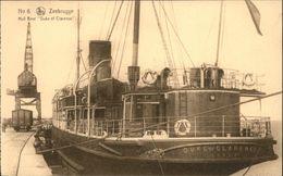 10749339 Zeebrugge Zeebrugge Hull Boat Duke Of Clarence * - Unclassified