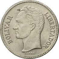 Monnaie, Venezuela, 25 Centimos, 1978, Werdohl, TTB+, Nickel, KM:50.1 - Venezuela