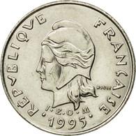 Monnaie, French Polynesia, 10 Francs, 1995, Paris, SUP+, Nickel, KM:8 - French Polynesia