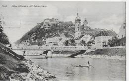AK 000ß  Graz - Albrechtbrücke Mit Schlossberg / Verlag Schlauer Um 1910 - Graz