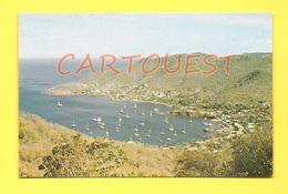 CPSM Saint-Vincent-et-les-Grenadines Admiralty Bay Bateaux Voilier - Saint-Vincent-et-les Grenadines