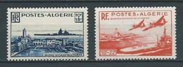 ALGERIE 1949 . N°s 273 Et 274 . Neufs ** (MNH) - Neufs
