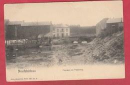 Neufchâteau - Paysage Au Faubourg - 190? ( Voir Verso ) - Neufchâteau