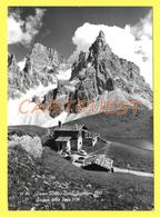 Italia Dolomiti - Rolle - Baita Giov.Sagantini (  Rifugio ) FOTO GHEDINA - Belluno