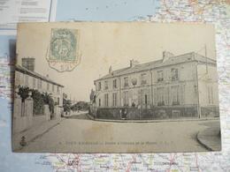 Route D'Orléans Et La Mairie - Jouy En Josas