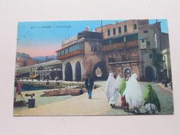 L'Amirauté ( 9111 - A.D.I.A. ) Anno 1932 ( Voir Photo ) ! - Alger