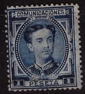 ESPAÑA. EDIFIL 180. MNG(*) NUEVO SIN GOMA. BIEN CONSERVADO - 1875-1882 Reino: Alfonso XII