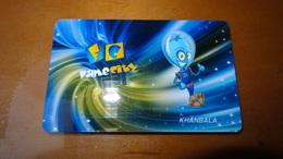 KAZAKHSTAN Card From Shopping Mall Khan Shatyr - Fame City - Other