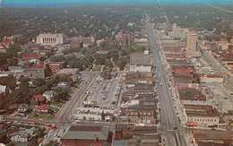 "07421 ""KANSAS CITY - KANSAS - U.S.A."" CART. ILLUSTR. ORIG. NON SPED. - Kansas City – Kansas"