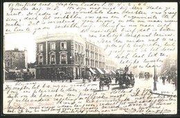 Pc Stockwell, The Swan Inn, Strassenpartie - Otros