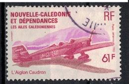 NOUVELLE CALEDONIE      N°  YVERT     PA   231    ( 4 )         OBLITERE       ( O 04/02 ) - Posta Aerea