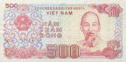 Vietnam 500 Dong, P-101b (1988) - UNC - Vietnam