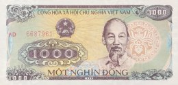 Vietnam 1.000 Dong, P-106a (1988) - UNC - Vietnam