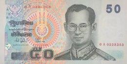 Thailand 50 Bath, P-112 (2004) - UNC - Thailand