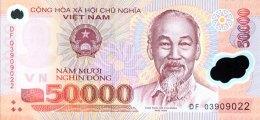 Vietnam 50.000 Dong, P-121a (2003) - UNC - Vietnam