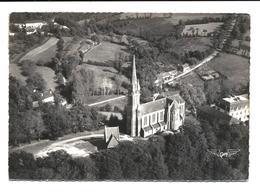 CHATEAUNEUF Du FAOU - Vue Aérienne N°8 - ARTAUD Chapelle N.D. Des Portes (1954) - Châteauneuf-du-Faou