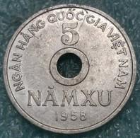 Vietnam 5 Xu, 1958 -4453 - Viêt-Nam