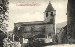 Los Pirineos (Pyrenées 6e Serie) Cerdana Espanola Iglesia De ALP  Labouche RV - Gerona