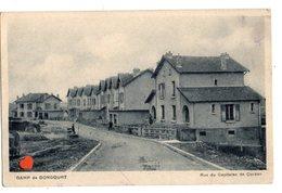 36186-ZE-54-CAMP De DONCOURT-Rue Du Capitaine De Curzon-----------animée - Other Municipalities