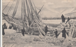 AK - Russland - Noworossijsk - Hafenstadt Am Schwarzen Meer - Eingefroren - 1910 - Russland