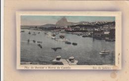 AK - Brasilien - Rio De Janeiro - 1912 - Jugendstil Prägerahmen - Rio De Janeiro