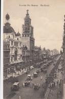 AK - Brasilien - Avenida Rio Branco - Rio Brasil - 1910 - Brasilia