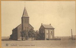 Op 414: Nels Sombreffe Eglise De La Chausée. Extérieur - Sombreffe