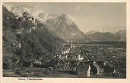 P-Mon18 - 4558 : LIECHTENSTEIN. VADUZ - Liechtenstein