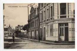 - CPA PONT-AUDEMER (27) - Rue Alfred-Canel - Collection Hauchard - - Pont Audemer