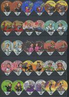 358 - Memory - Serie Complete De 30 Opercules Suisse - Opercules De Lait