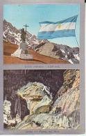 Divers    5       ( 2 Vues ) Cristo Redentor. Gruta Del Puente Del Inc - Argentine