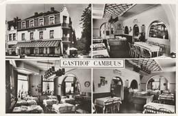 Heide-Calmpthout  , Kalmthout , Gasthof Cambuus ,(n°962 )(  Naar Montpellier  ( Postzegel 1 Fr )) - Kalmthout