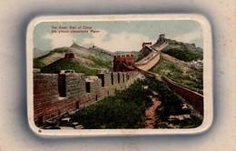 Chine -    The Great Of China Die Grosse Chinesische Mauer  N°13 - China