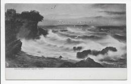 Saundersfoot, Near Tenby - G.E. Newton - Tuck 6103 - Pembrokeshire