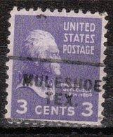 USA Precancel Vorausentwertung Preo, Locals Texas, Muleshoe 703 - Vereinigte Staaten
