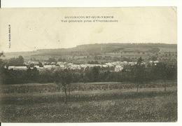 08 - GUIGNICOURT SUR VENCE / VUE GENERALE PRISE D'YVERNAUMONT - France