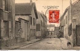 D95   SAINT LEU  TAVERNY   La Rue Des Avollées - Saint Leu La Foret