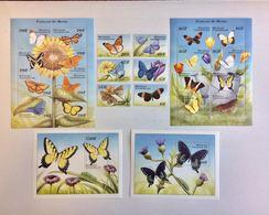 Central Africa 2000** Mi.2349 Butterflies MNH [8.46,37,26] - Papillons