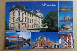 WROCLAW - Vues Diverses ( Pologne - Poland ) - Polonia
