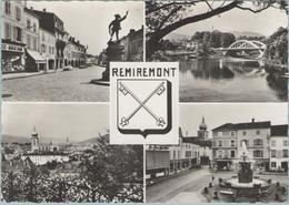 CPM:  REMIREMONT  (Dpt.88):  Multi- Vue De Remiremont.  (photo Véritable)  (E796) - Remiremont